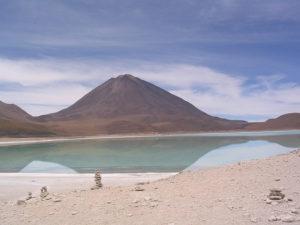 Laguna Verde, Lipez, Bolivie - Crédit Bolivia Excepcion